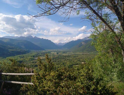 Cinco miradores con maravillosas vistas al Serrablo 👁️